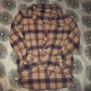 BDG Nude Flannel